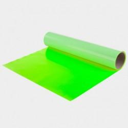 Nazehlovacia folia neon zelená